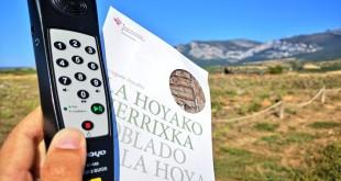 Audioguia, Poblado de la Hoya, Laguardia, Rioja Alavesa