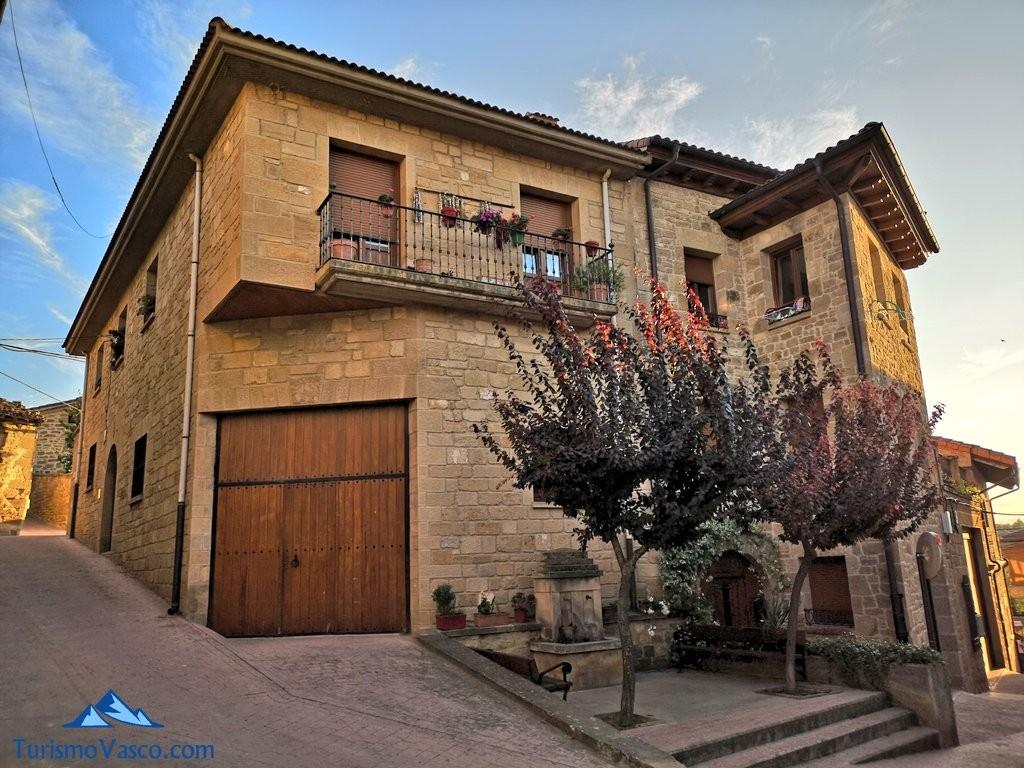 Casa de navaridas, Rioja Alavesa