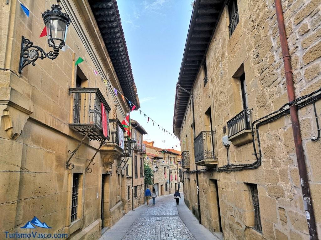 Elciego en fiestas, Rioja Alavesa