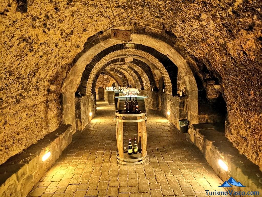 Espacio de cata, bodega el fabulista, Rioja Alavesa