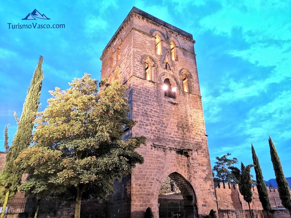 Torre Abacial, Laguardia, Rioja Alavesa