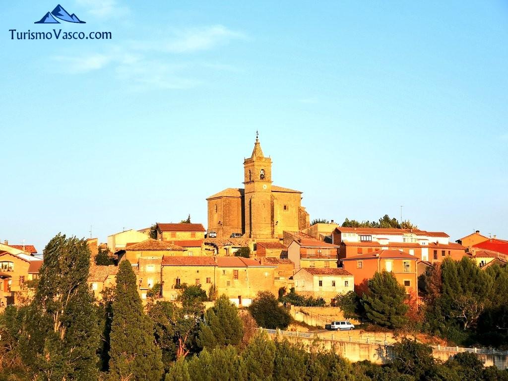 Navaridas, pueblo Rioja Alavesa