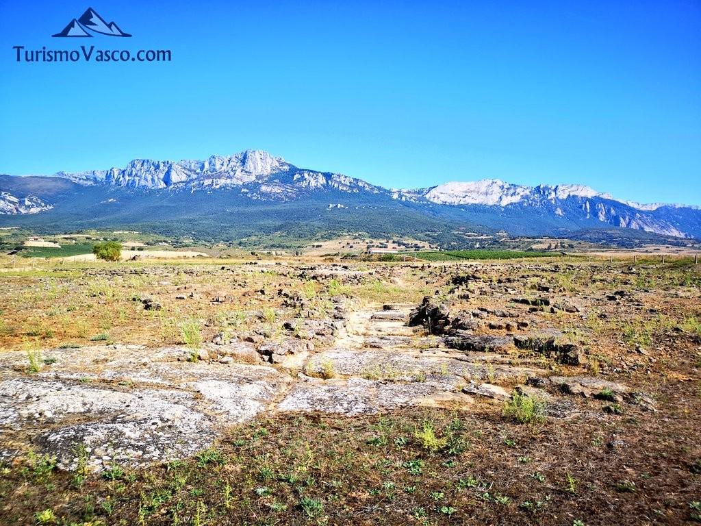 Poblado de la Hoya, Laguardia, Rioja Alavesa