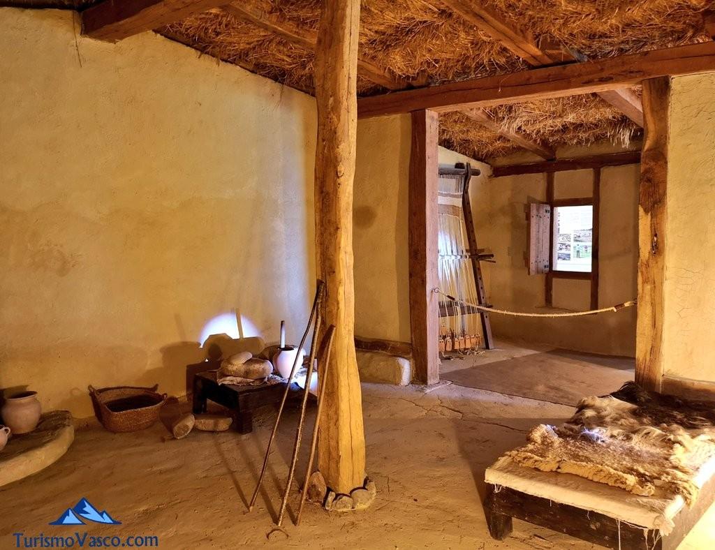 Poblado de la Hoya, Laguardia, museo