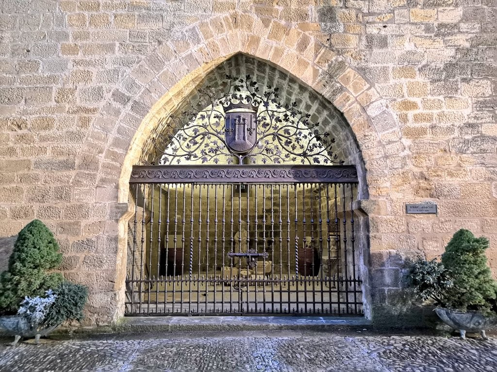 Puerta laguardia, Rioja Alavesa