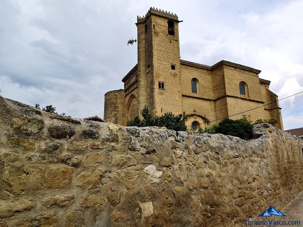 Samaniego iglesia , Rioja Alavesa