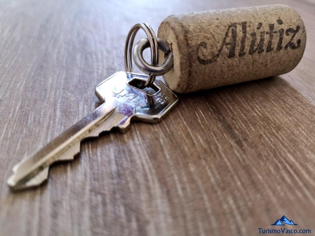 casa rural samaniego, la casona de alutiz llaves