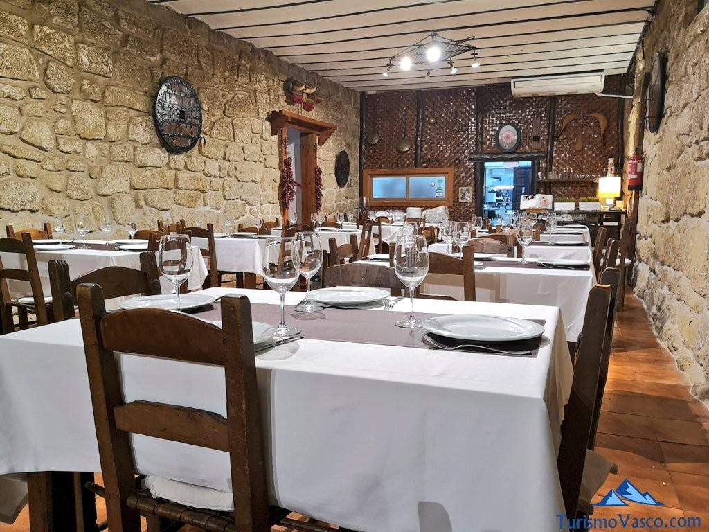 comedor asador Alai, labastida, Rioja Alavesa