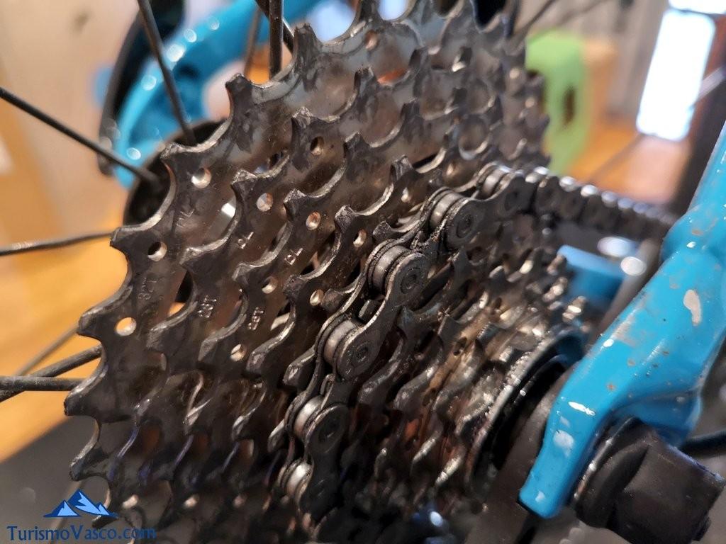Bici, rutas en bici por Euskadi con Bizkairoute