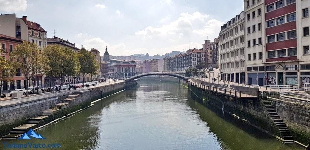 Bilbao y su ría