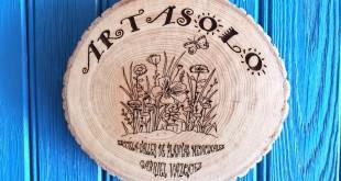 Cartel Artasolo, taller de plantas medicinales en Zeanuri