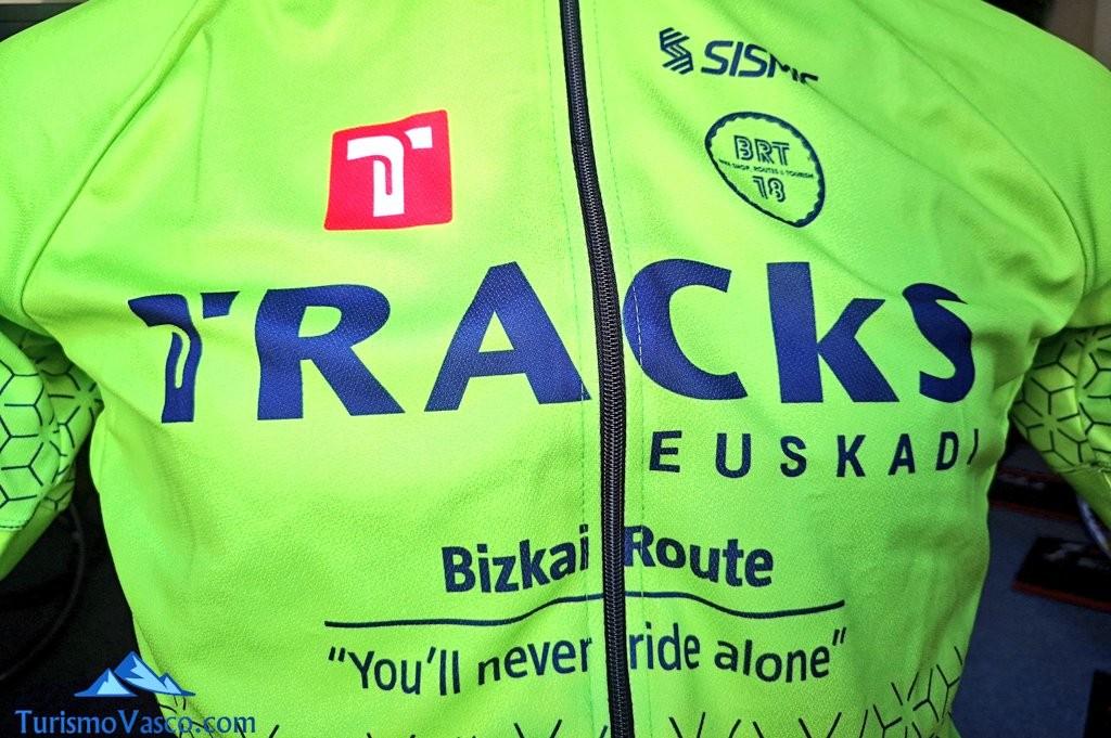 Mailot, rutas en bici por Euskadi con Bizkairoute