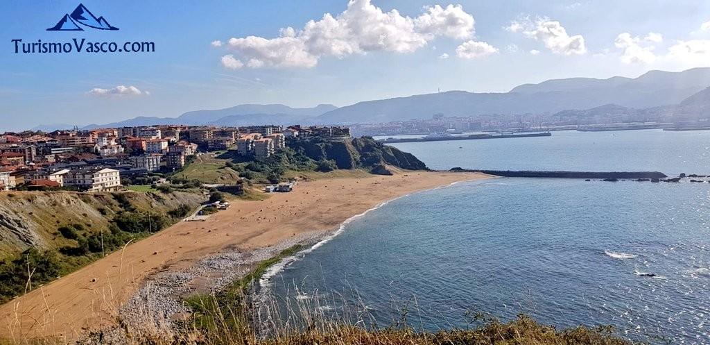 Playa de Arrigunaga, Getxo