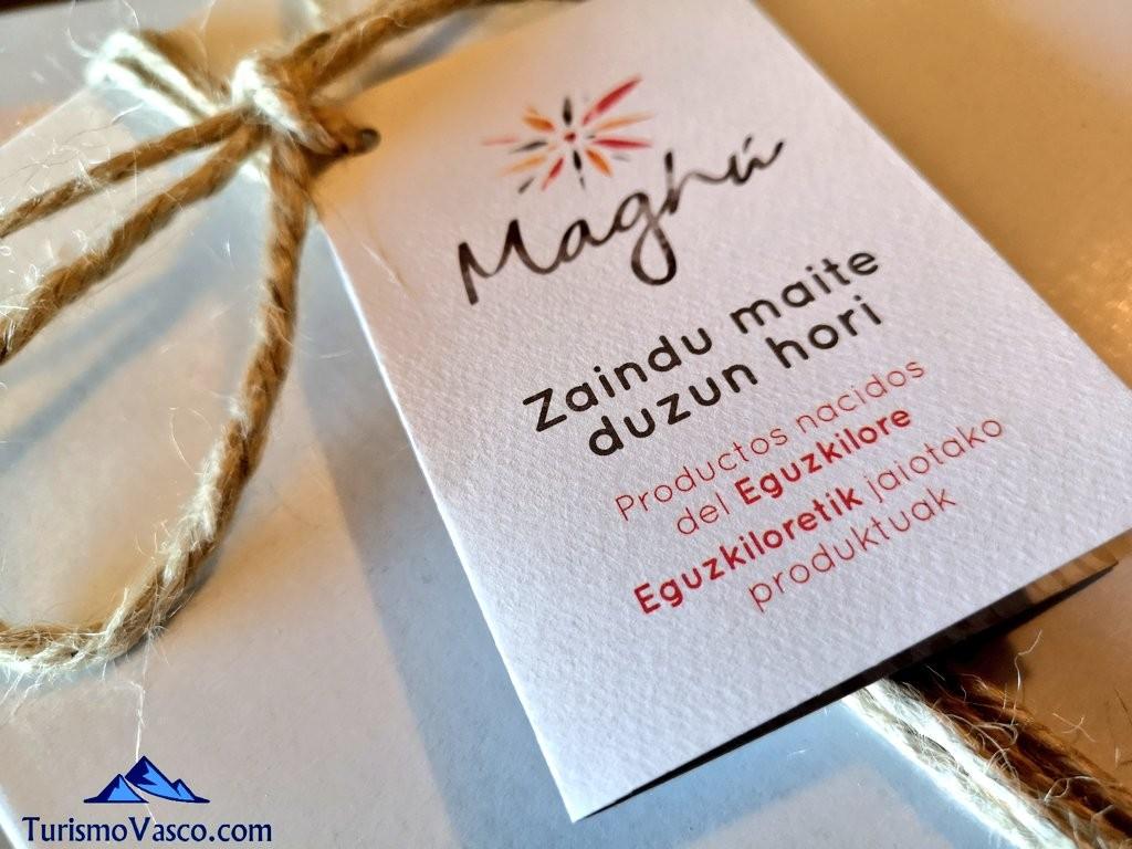 Productos de Eguzkilore, Maghu eguzkilore