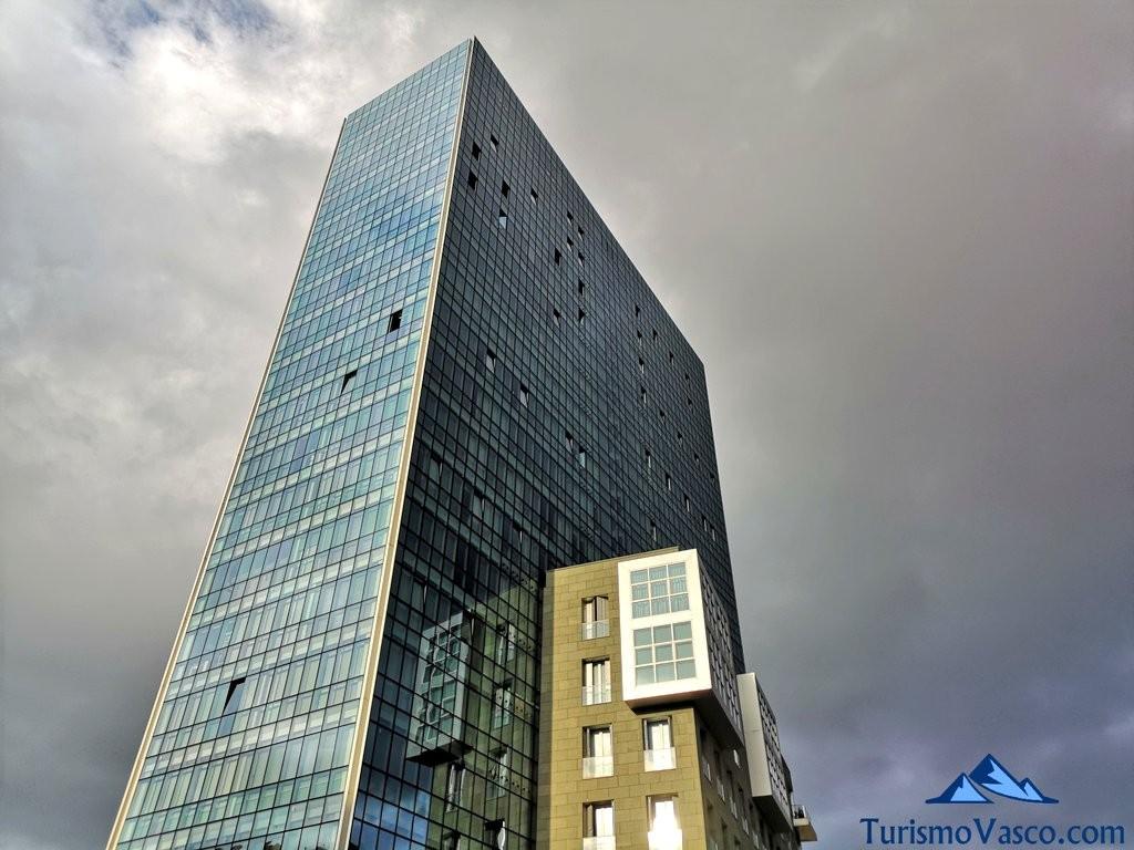 Torre Isozaki, Bilbao