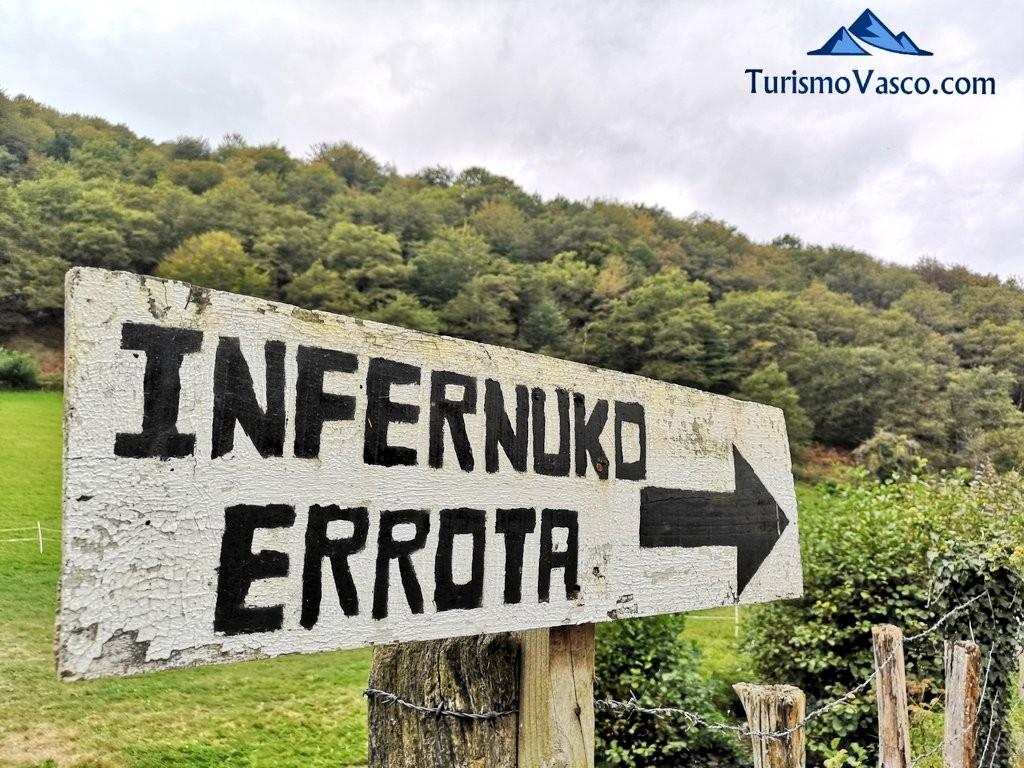 cartel, Infernuko errota, el molino del infierno