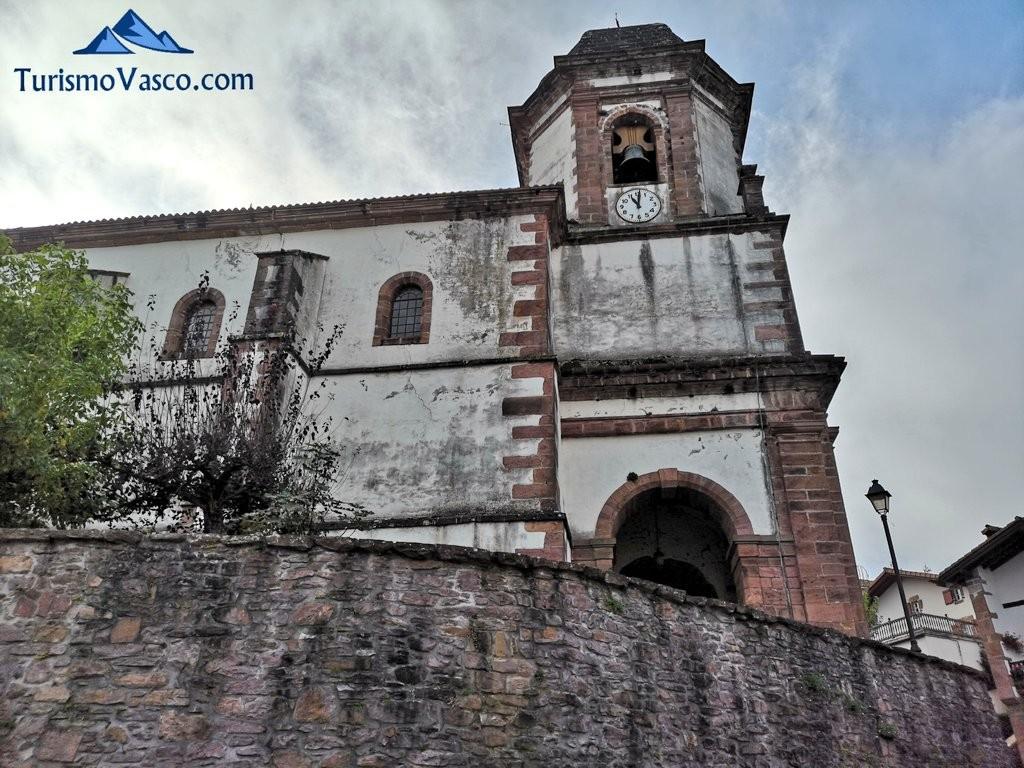 iglesia de Zugarramurdi