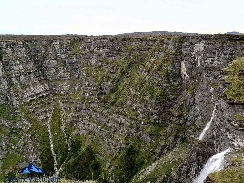 cascada Salto del Nervión