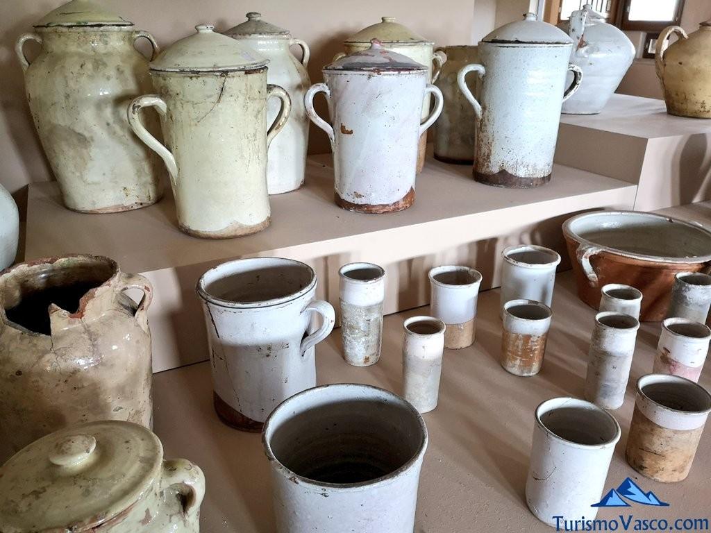 ceramica en Torre Palacio de los Varona