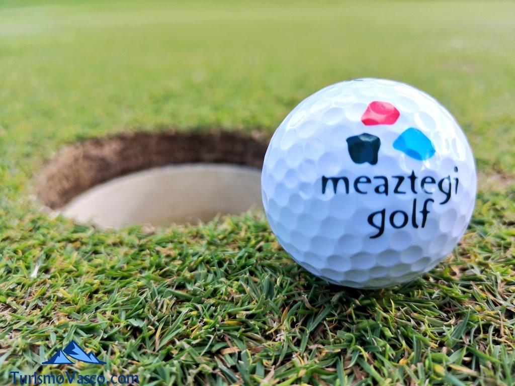 meaztegi golf pelota