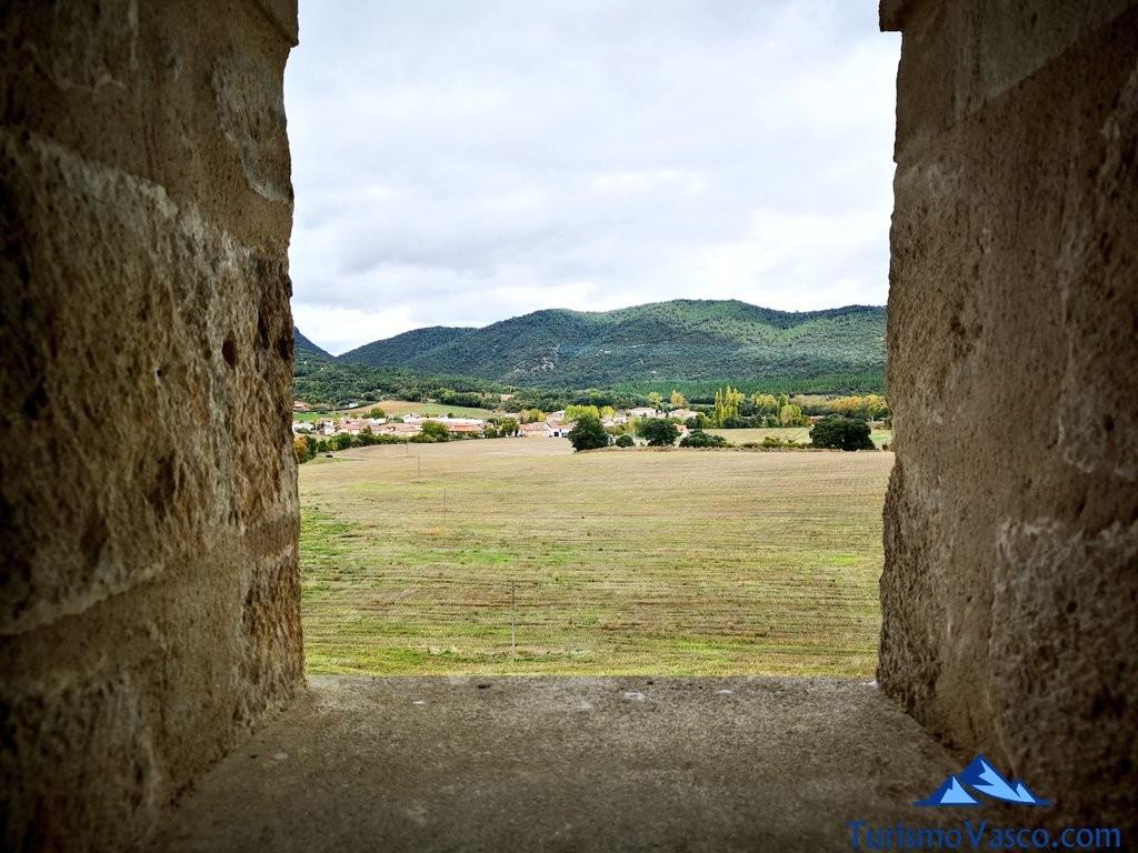 vistas desde la Torre Palacio de los Varona