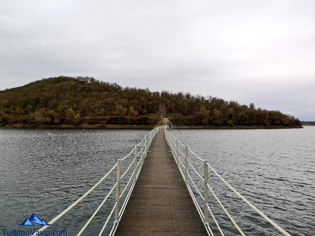 puente Ruta Ullibarri Gamboa