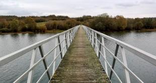 puente, Ruta embalse Ullibarri Gamboa