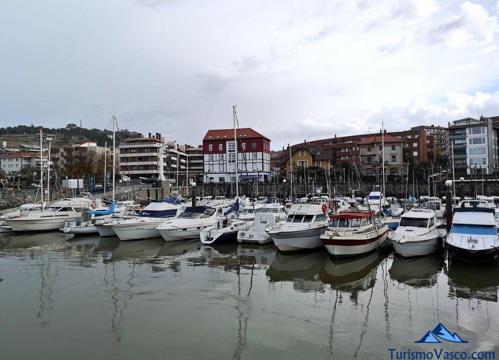 puerto de plentzia, ruta Plentzia Gorliz