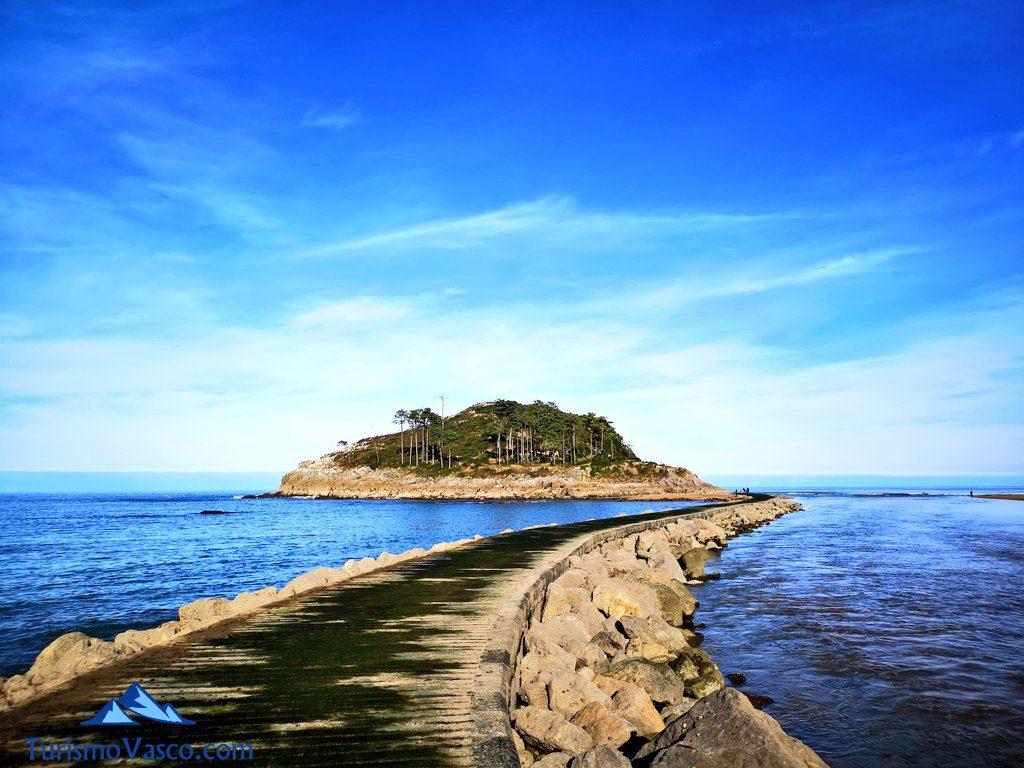 isla san nicolas de Lekeitio