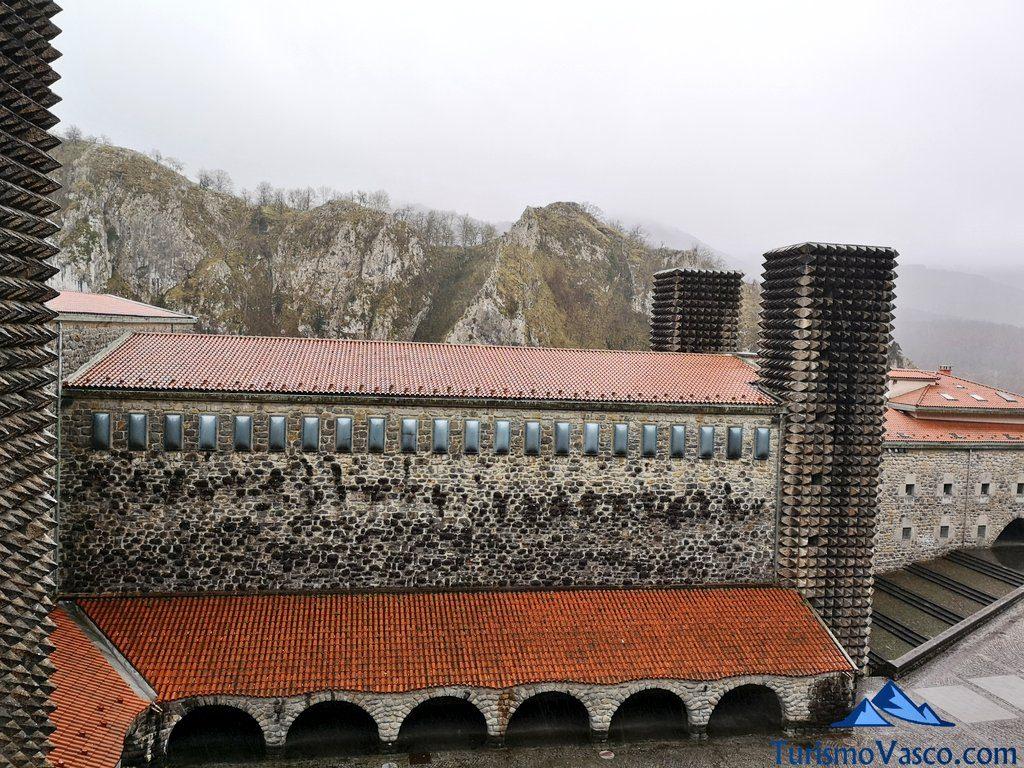 basilica, Santuario de Arantzazu