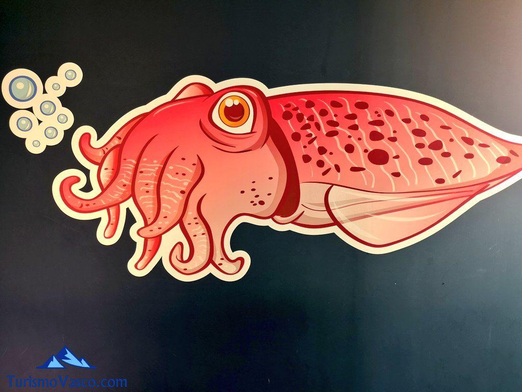 cartel animalia, Museo de la ciencia, Eureka Zientzia Museoa