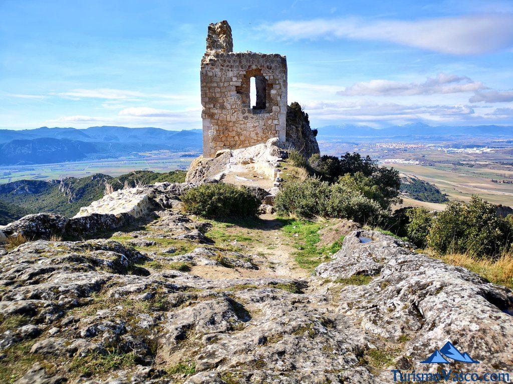 castillo, Castillo de Portilla