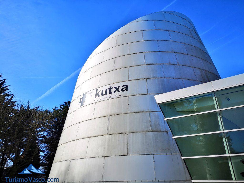entrada, Museo de la ciencia, Eureka Zientzia Museoa