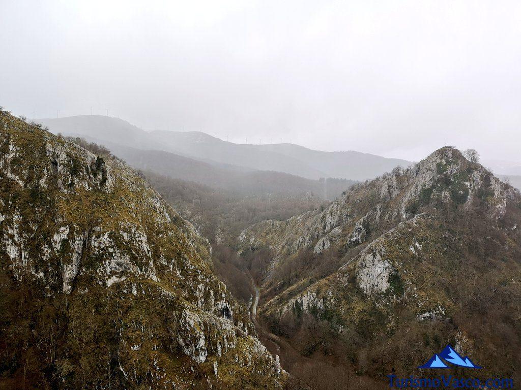 montes Santuario de Arantzazu