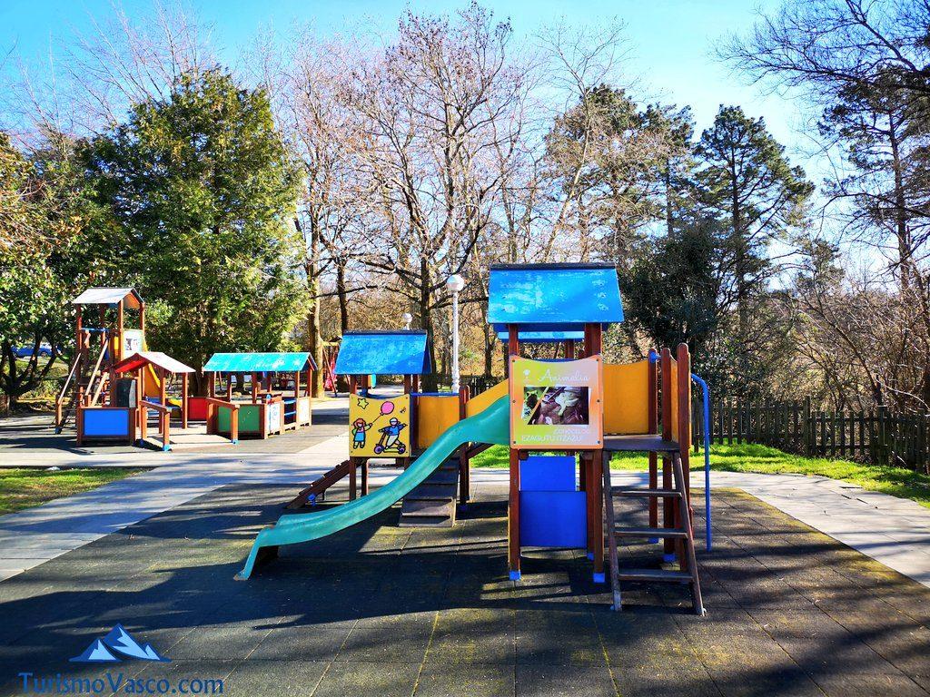 parque de niños, Museo de la ciencia, Eureka Zientzia Museoa