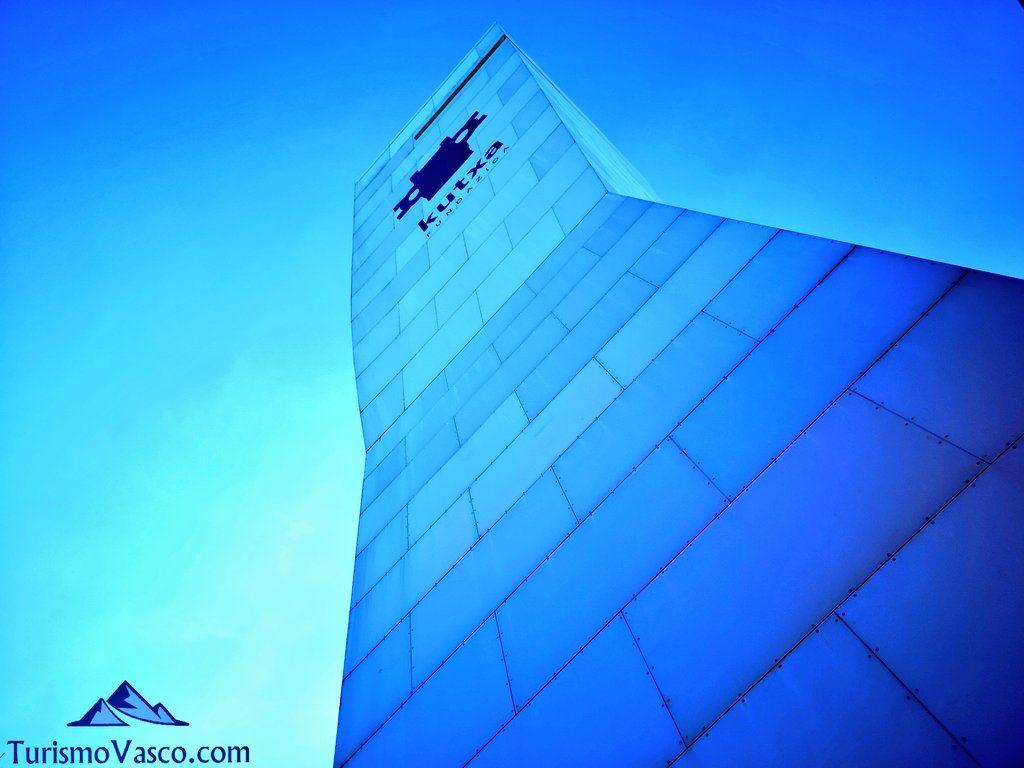 torre, Museo de la ciencia, Eureka Zientzia Museoa