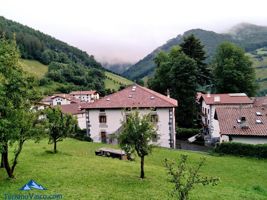 casas de Leitza