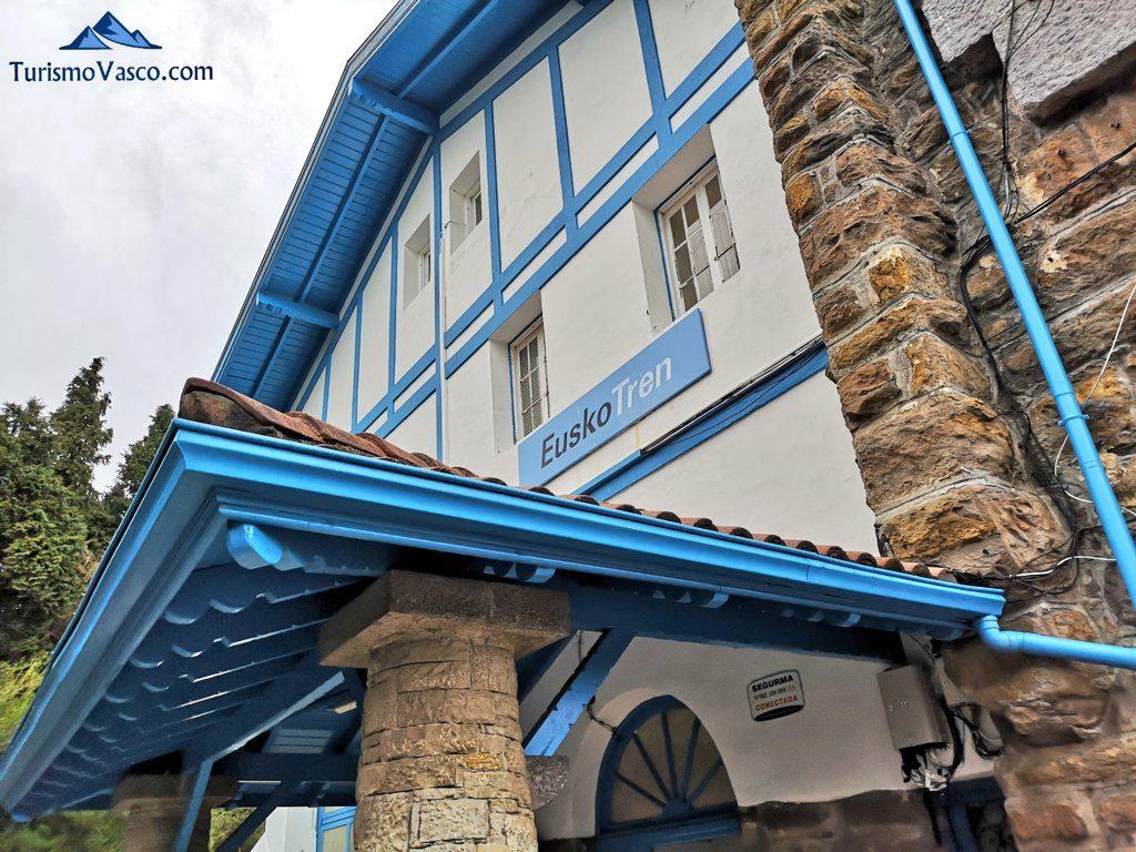 estacion del funicular de la reineta, La Arboleda