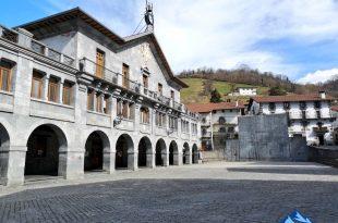leitza, ayuntamiento