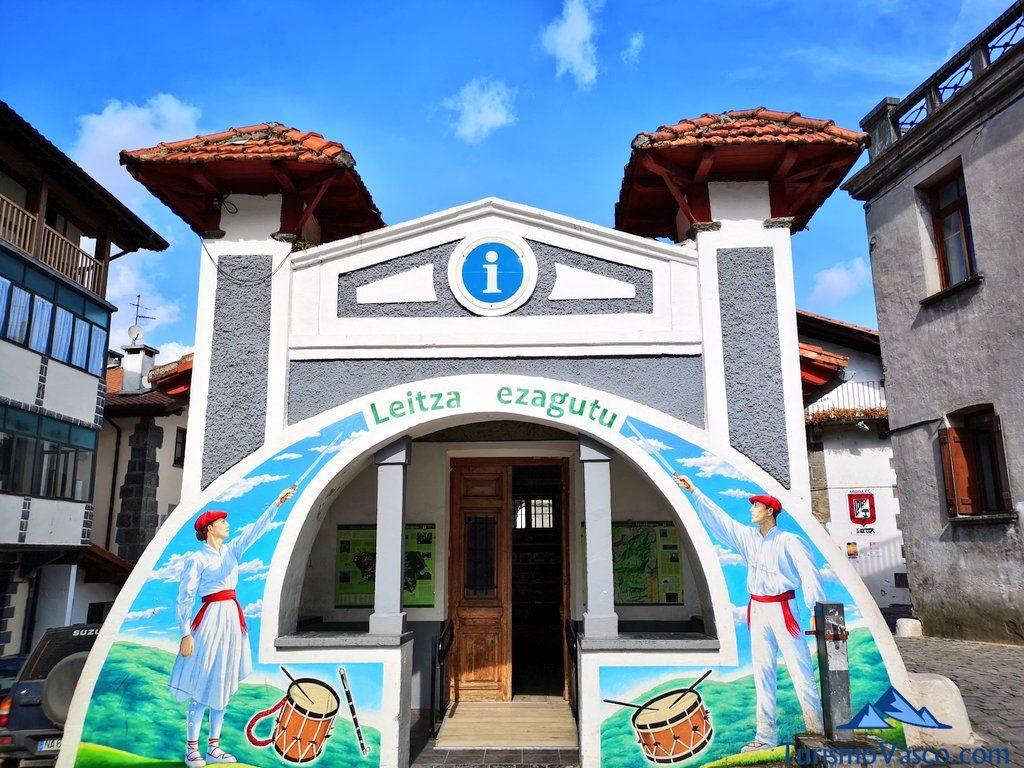 oficina de turismo leitza