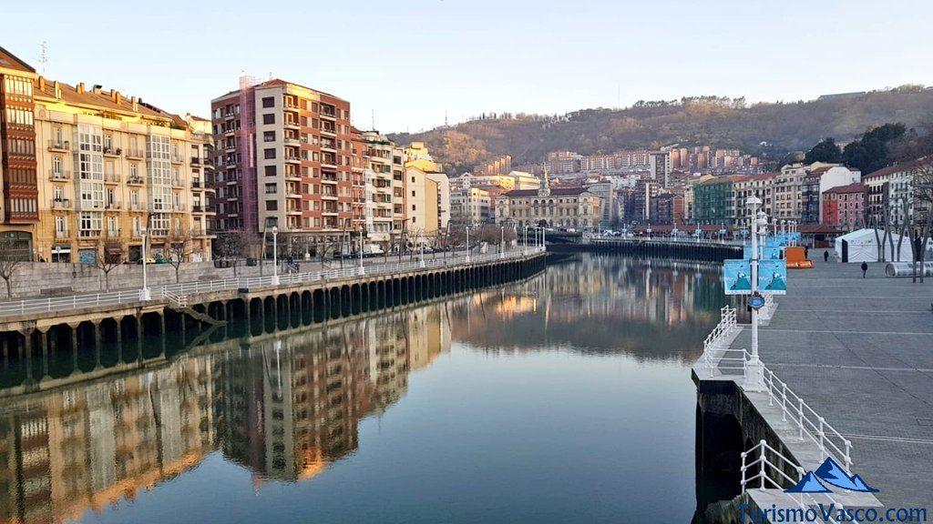 ria de Bilbao, que hacer con niños en bilbao