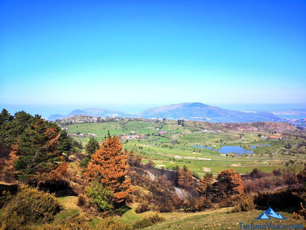 vistas , La Arboleda