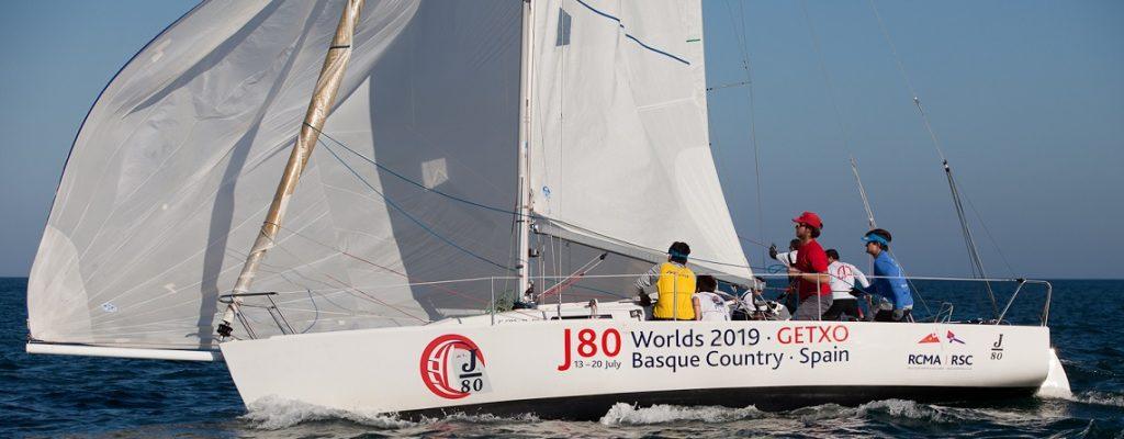 Campeonato del mundo a vela J80, eventos de Getxo