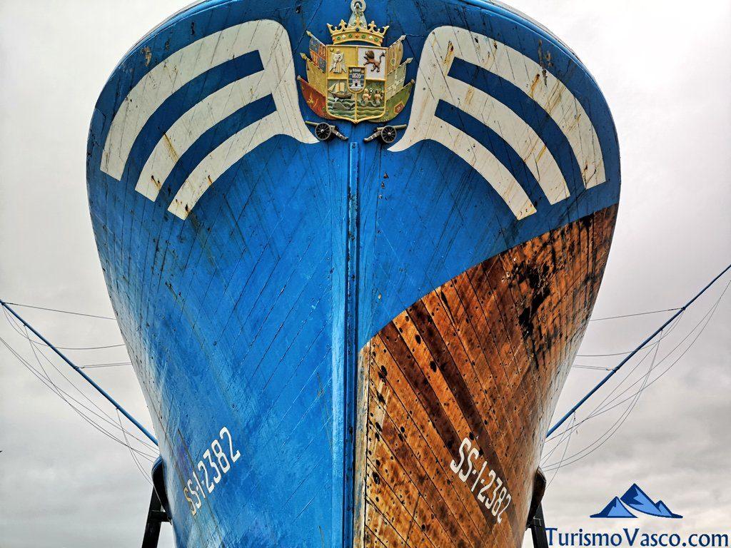 barco pesquero, Hondarribia que ver