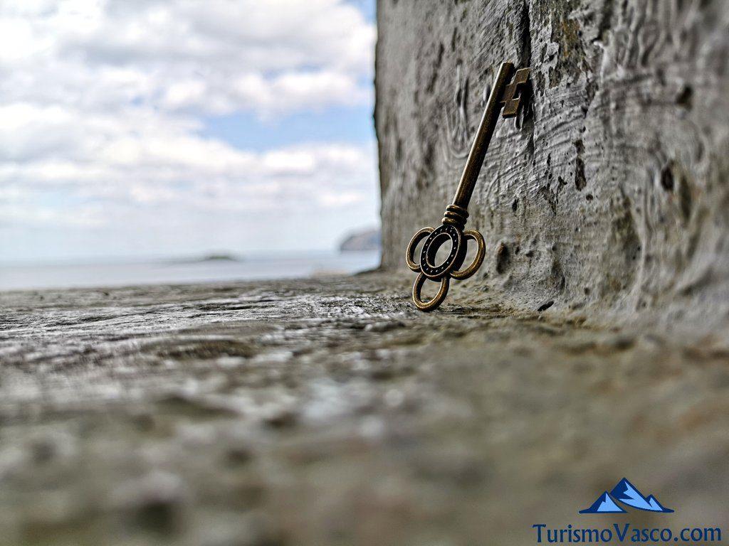 llave de Topabermeo, escape visitar Bermeo