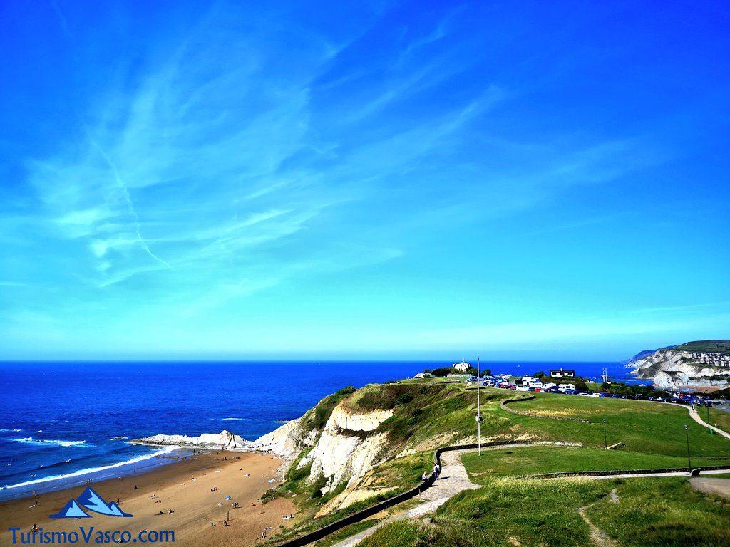 playas de sopela panoramica