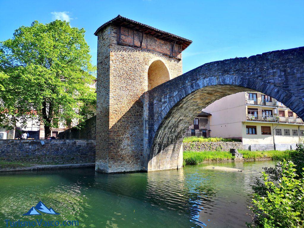 puente medieval de Balmaseda