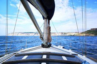 ruta en velero en Getxo
