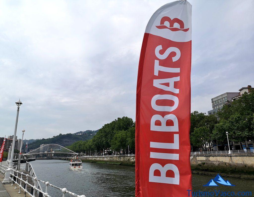 Logo bilboats rutas en barco bilbao