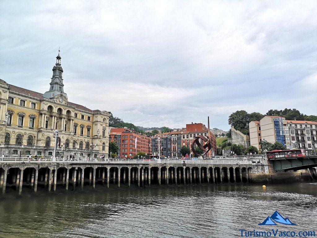 amarre de Bilboats ayuntamiento de Bilbao